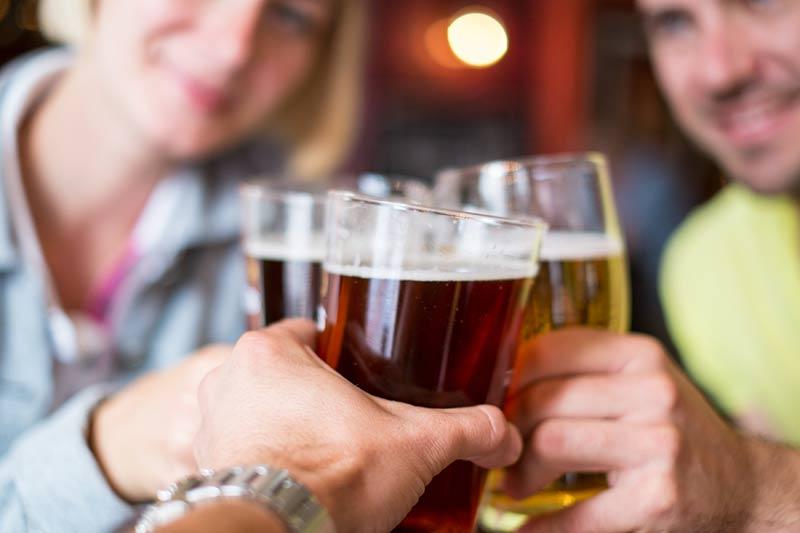 American Beer vs European Beer