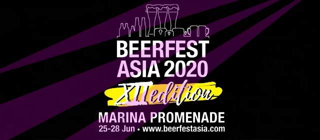 Beer Fest Asia 2020