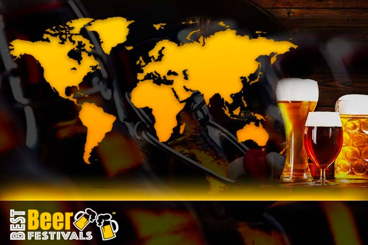 The top 10 beer producing countries in the world