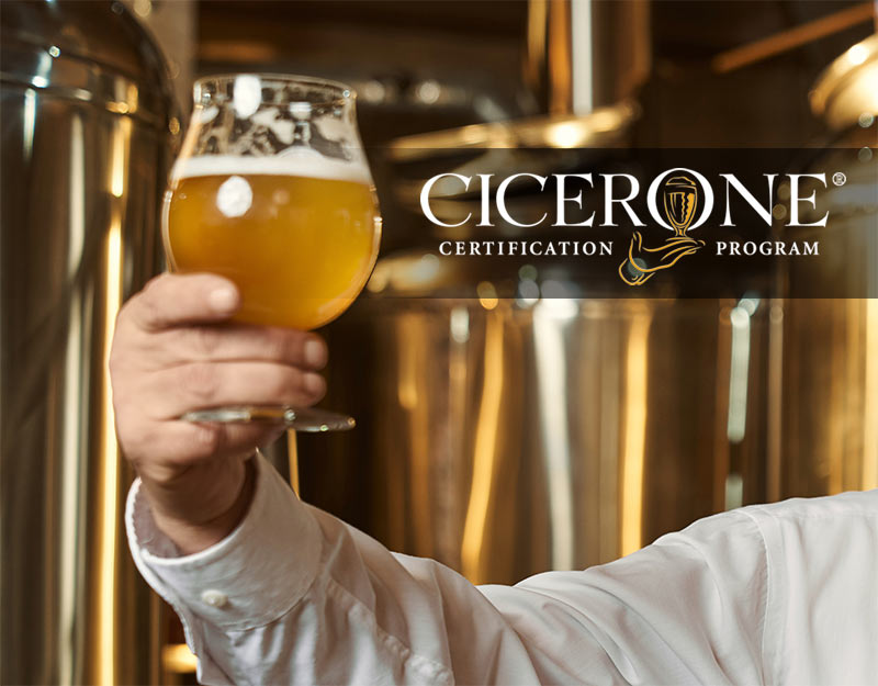 What is a Cicerone?