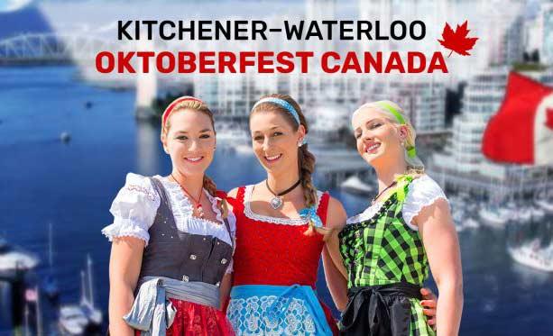 Kitchener Waterloo Oktoberfest