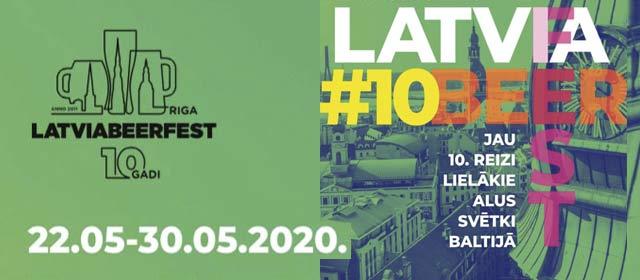 Latviabeerfest Riga Latvia