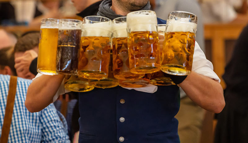 Munich Beer Fest Threatened by Coronavirus