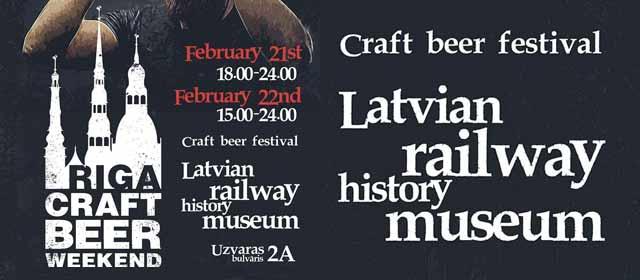 Riga Craft Beer Weekend
