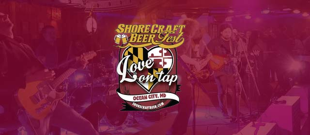 Shore Craft Beer Fest Love On Tap