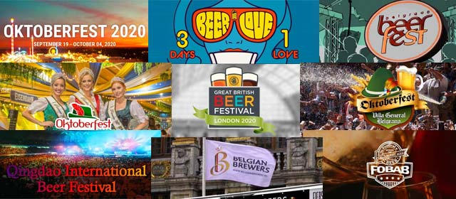 Top 10 Beer Festivals