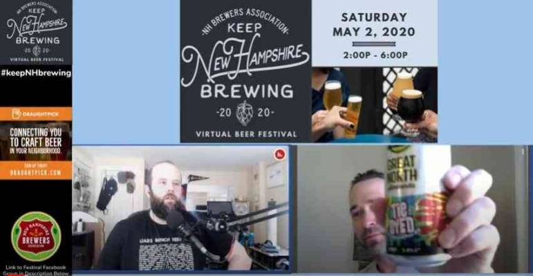 How to host a virtual beer festival